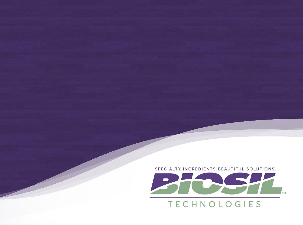 Biosil Technologies Brochure
