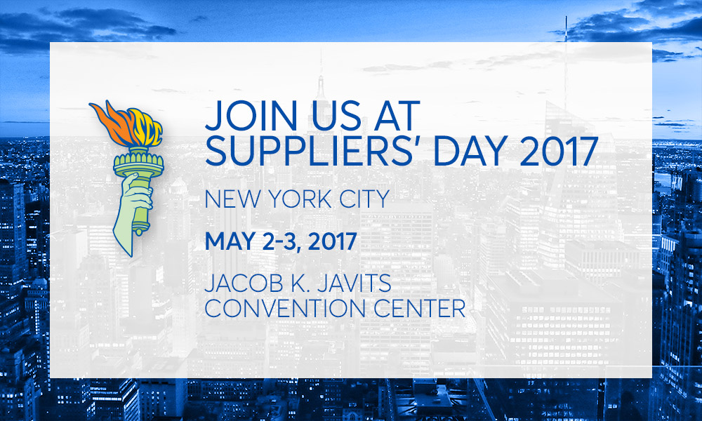 Suppliers' Day 2017