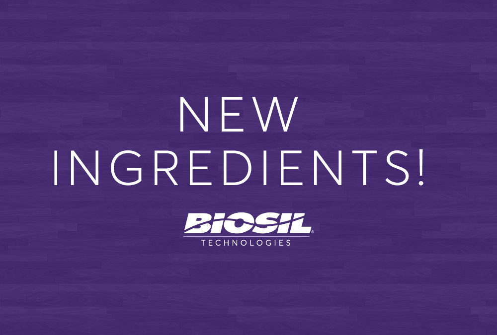 New Beauty Care Ingredients from Biosil Technologies