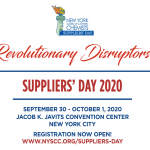 New York SCC Suppliers' Day 2020